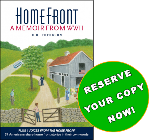 HomeFront A Memoir From WWII